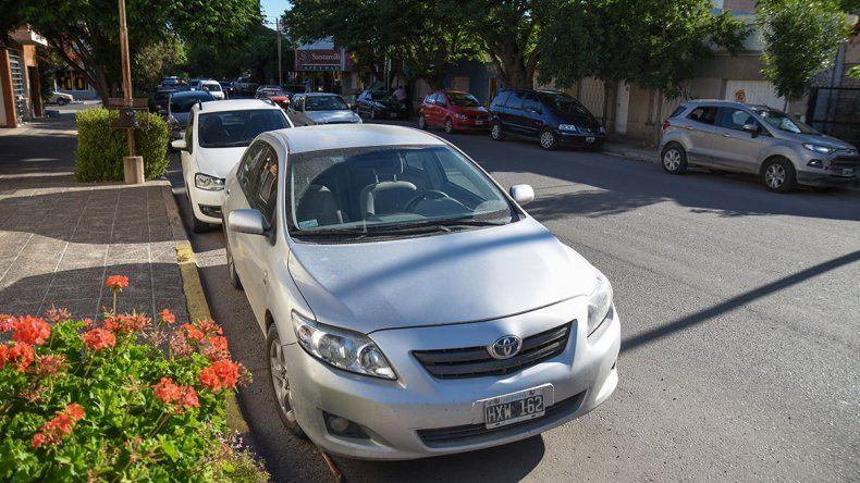 Amplían en el centro la zona del estacionamiento medido del SAEM