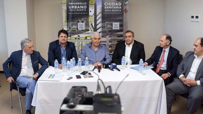 Abren a privados inversión de la megaobra de Añelo