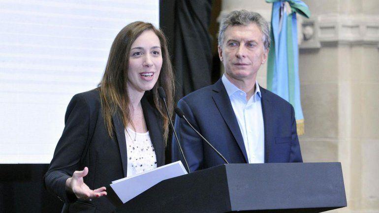 Vidal le pide a Macri que le actualicen el Fondo del Conurbano
