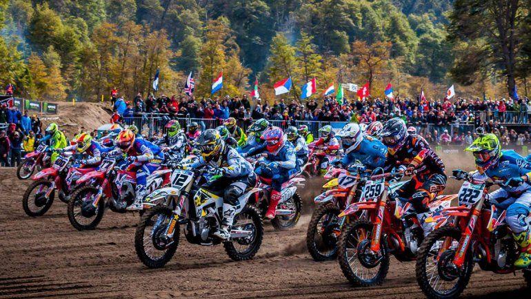 Confirmaron la fecha del Mundial de Motocross
