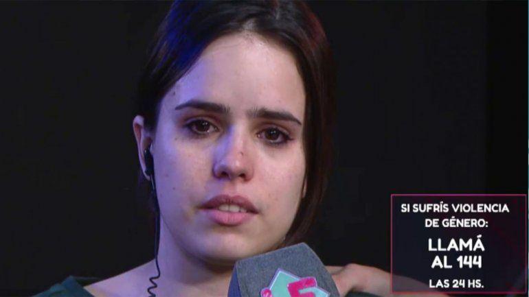 La furia de Sofi Morandi contra Darthés: Este forro fue encubierto, me da vergüenza y asco