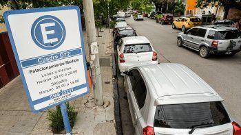 aumentan el colectivo y el estacionamiento medido