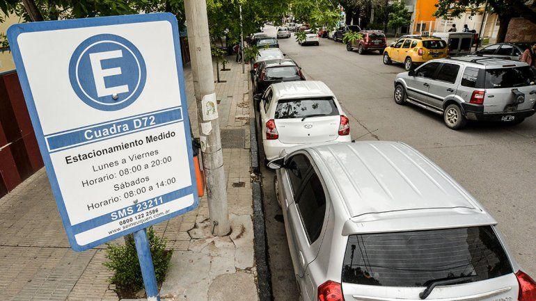 Estacionar será más caro después del Día de la Independencia