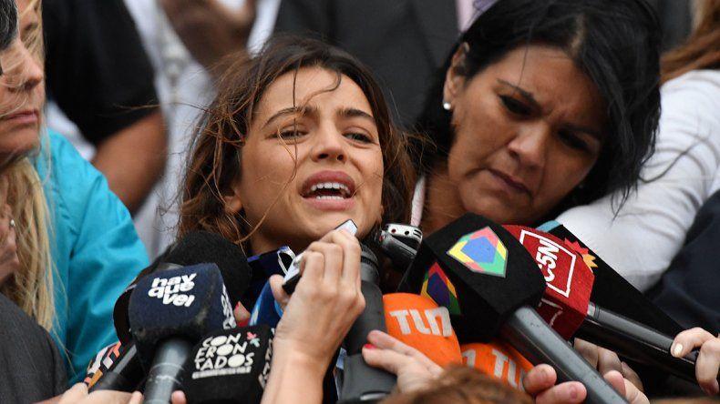 Calu Rivero: Lo que nos pasa a las mujeres duele, no aguantamos más
