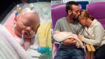 increible: un beso mato a una beba recien nacida