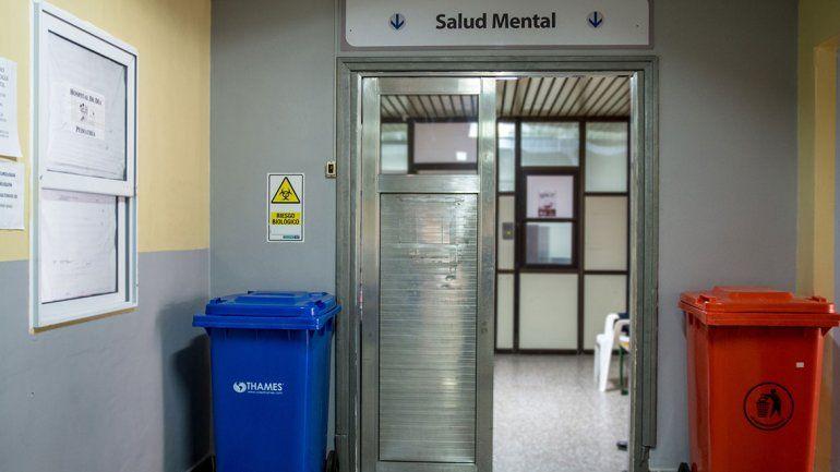 Salud Mental vivió un infierno con los presos internados