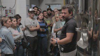 14 anos de la primera cerveceria artesanal neuquina