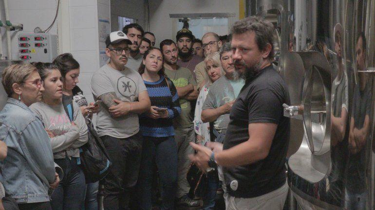 Cumplió 14 años la primera cervecería artesanal de Neuquén