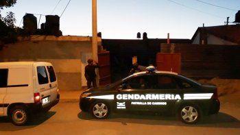 Investigan a una red narco: hay ocho detenidos