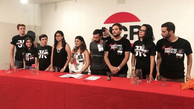 La Juventud Radical exige la expulsión del senador Marino