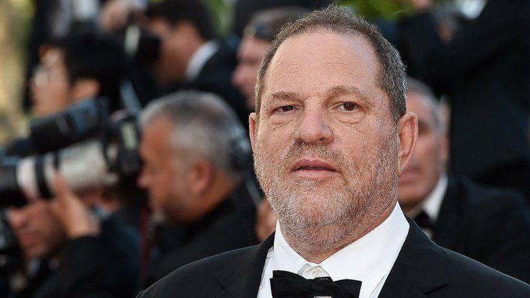 Se viene un documental sobre Harvey Weinstein
