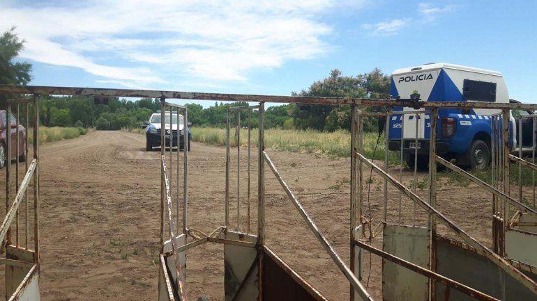 Impidieron otra carrera de galgos en Vista Alegre