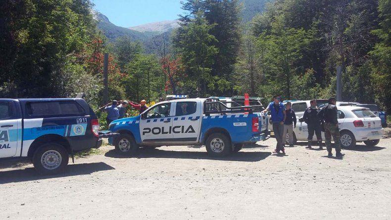 Hallan muerto al guía turístico que buscaban en Villa La Angostura