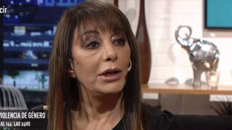 Adriana Varela y su drama con Darthés: Me separé de él por violento