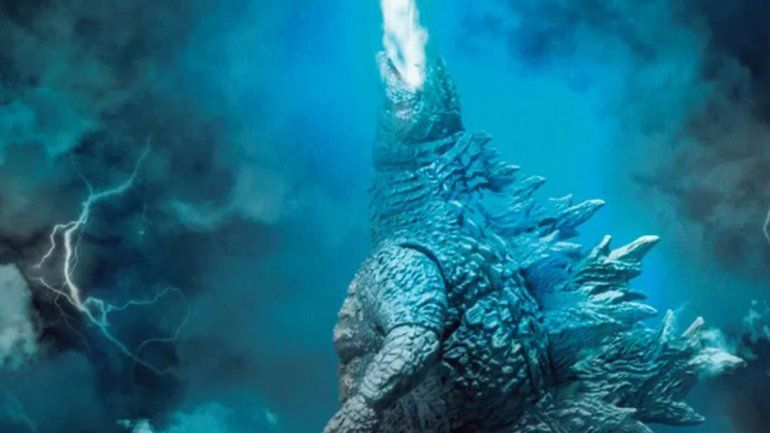 Mirá el nuevo tráiler de Godzilla II: Rey de los monstruos