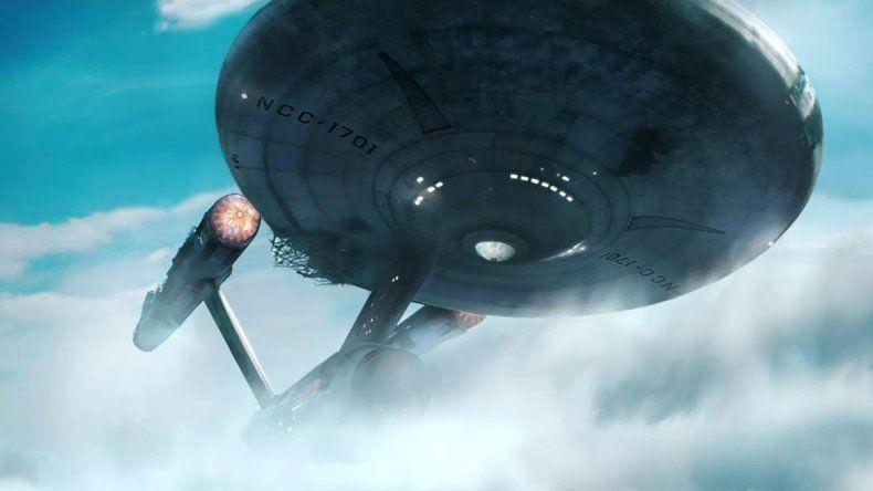Cómo los trekkis consiguieron que el Enterprise formara parte de la historia