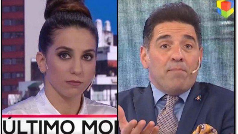 Tensión: Cinthia Fernández incomodó a Mariano Iúdica