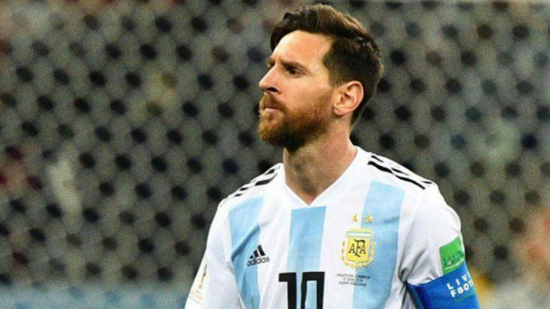 Messi podría volver a la Selección antes de lo esperado
