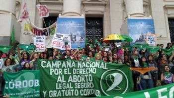 despues de seis anos, se habilito el aborto no punible