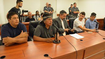 tratayen: acusan a dirigentes mapuches por instigacion