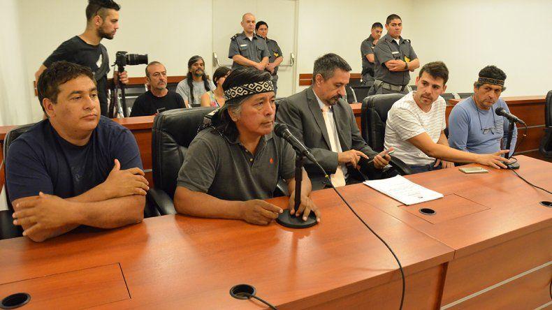 Acusan a dirigentes mapuches por promover una toma decamposen Tratayén