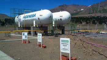 subsidiaran el consumo de gas en 15 localidades