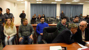 el tsj confirmo la pena a los cuatro condenados