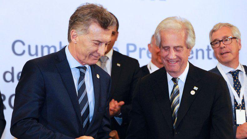 Mauricio Macri asumió el mando en el Mercosur