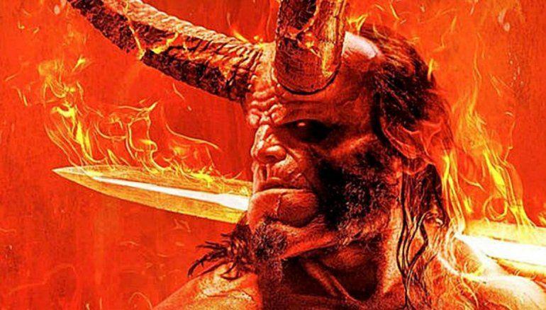 David Harbour interpretará al demonio.
