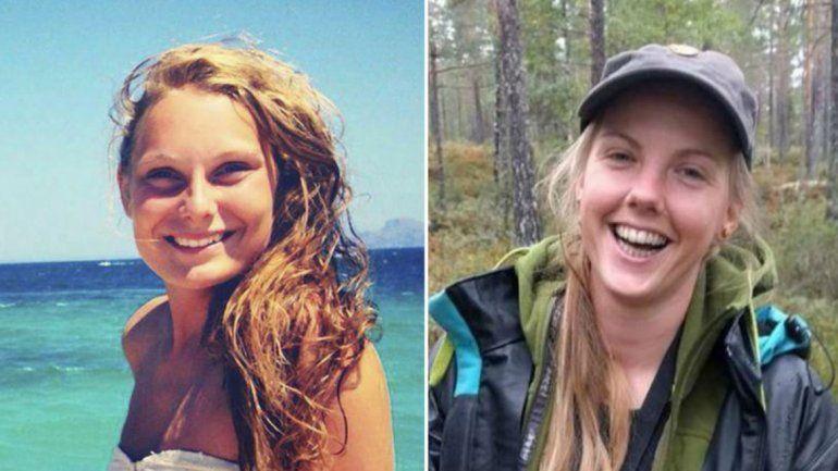 El Estado Islámico degolló a dos jóvenes turistas