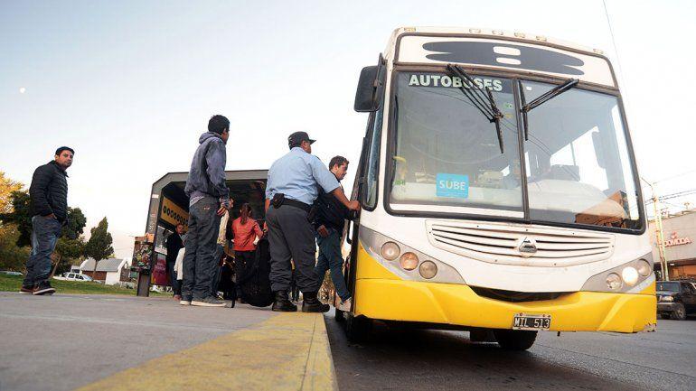 Debuta el colectivo que unirá Parque Norte con Río Grande