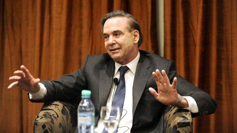 Sin nombrarla, Pichetto bajó a CFK de una candidatura