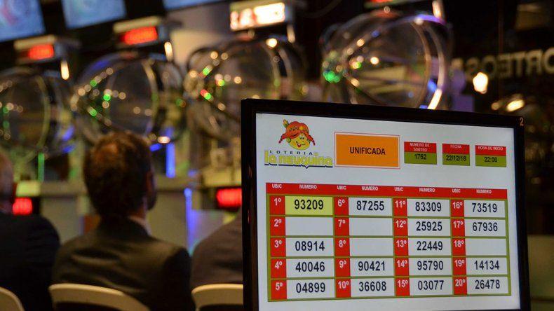 Lotería Unificada: el Gordo de Navidad fue para el número 93209