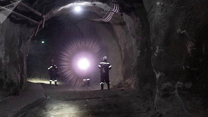 Hallaron muertos a los nueve mineros atrapados en Rusia