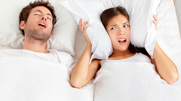 ¿La persona que ronca debe consultar al médico?
