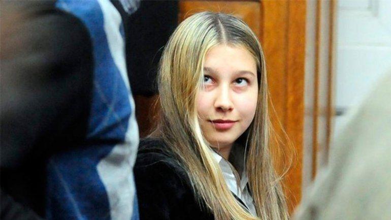 Casación revisará la pena a perpetua contra Nahir Galarza