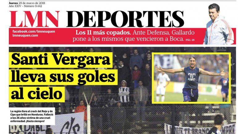 El día que lloró la pelota por Santi  Vergara