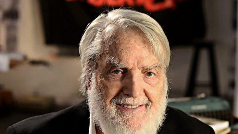 Murió el reconocido historiador y escritor Osvaldo Bayer