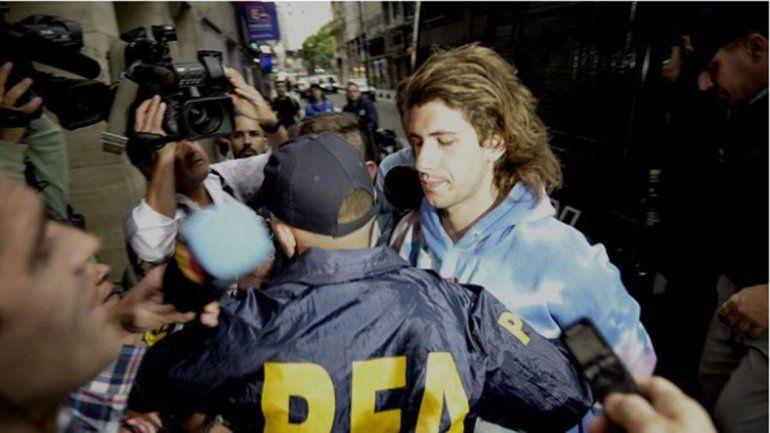 Procesaron con prisión preventiva a Rodrigo Eguillor