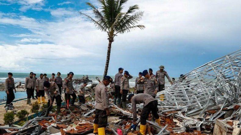 Indonesia: ya no hay esperanzas de hallar a sobrevivientes