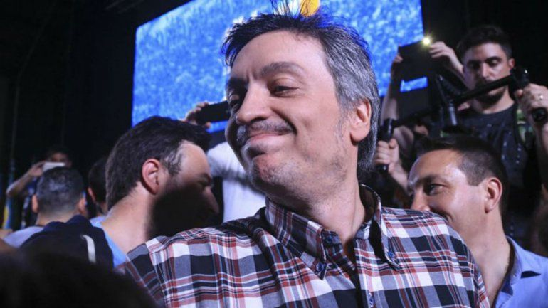 El presidente del PJ bonaerense postula a Máximo