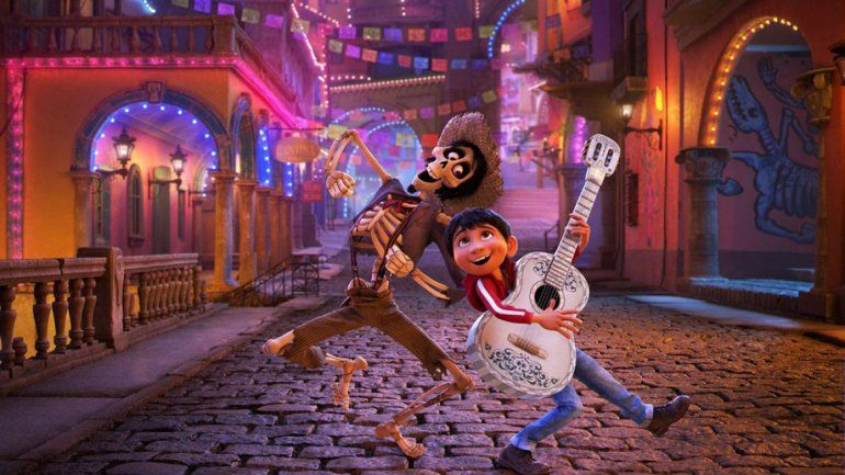 Las películas animadas que disfrutan niños y adultos por igual