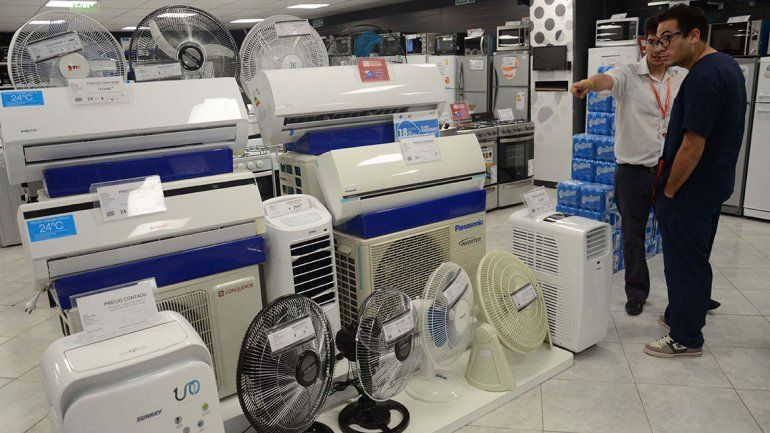 En la ciudad bajó 30% la instalación de equipos de aire acondicionado
