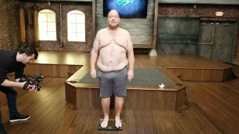 Se lo propuso y en un año bajó 100 kilos