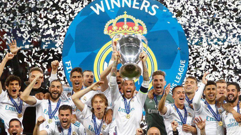Real Madrid sigue siendo el rey de Europa