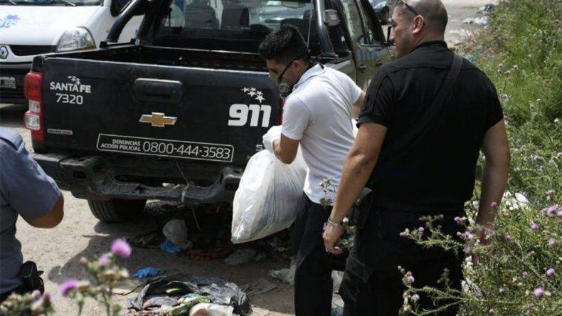 Encontraron el cuerpo calcinado de una mujer en el Gran Rosario