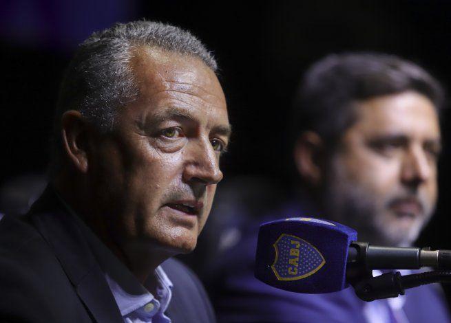 Alfaro fue presentado en Boca y aseguró que quiere ganar todo