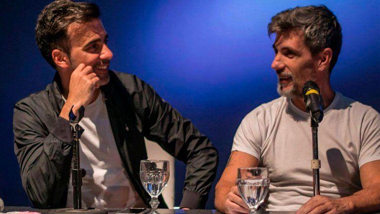 Hoppe y Chato Prada adelantaron los planes de Tinelli