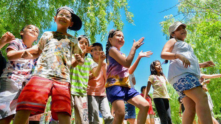 Un plan de verano para 6000 chicos de la provincia