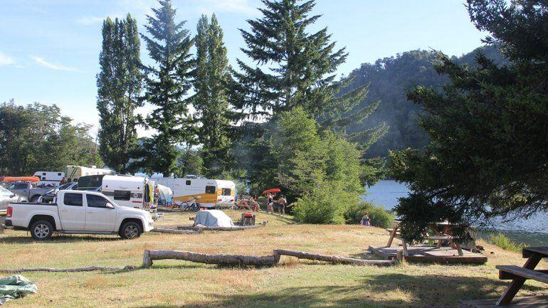 Turismo gasolero en la cordillera: crece la demanda en los campings